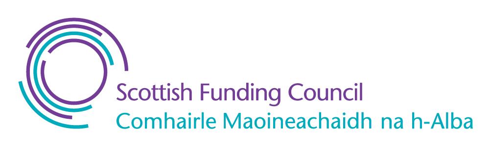 Logo of Scottish Funding Council
